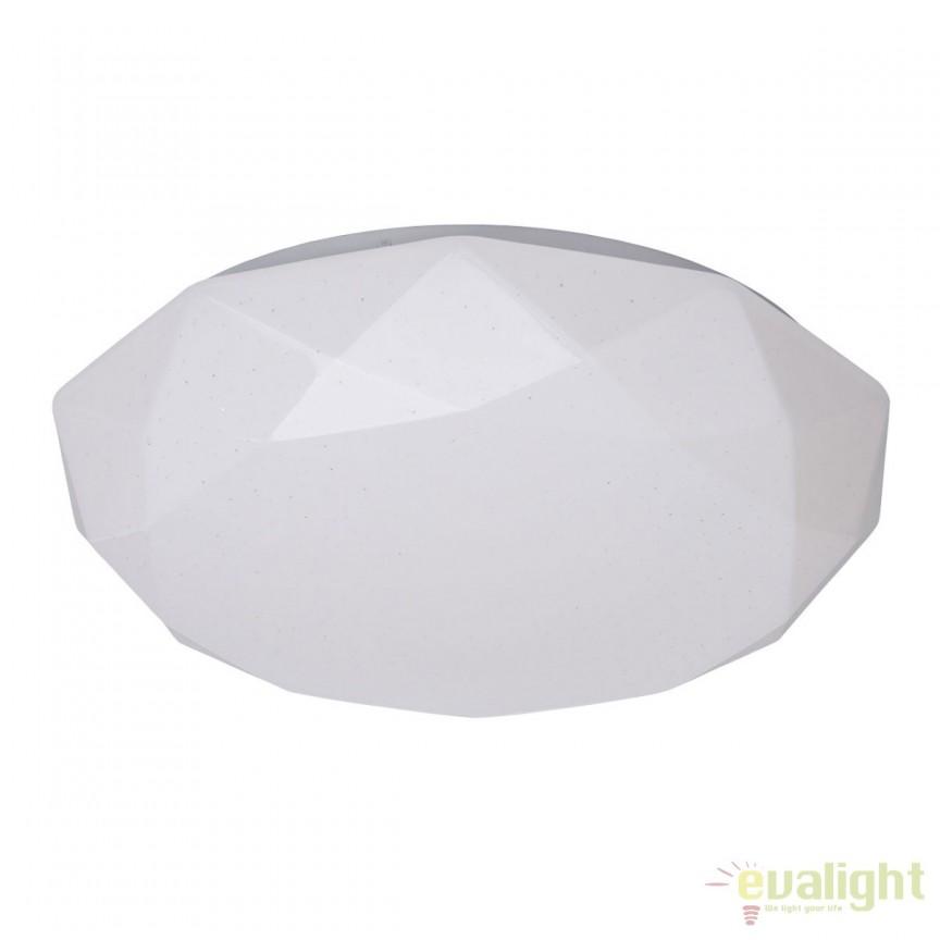 Plafoniera LED cu telecomanda Marinko II 674014901 MW , Lampi LED si Telecomanda, Corpuri de iluminat, lustre, aplice, veioze, lampadare, plafoniere. Mobilier si decoratiuni, oglinzi, scaune, fotolii. Oferte speciale iluminat interior si exterior. Livram in toata tara.  a