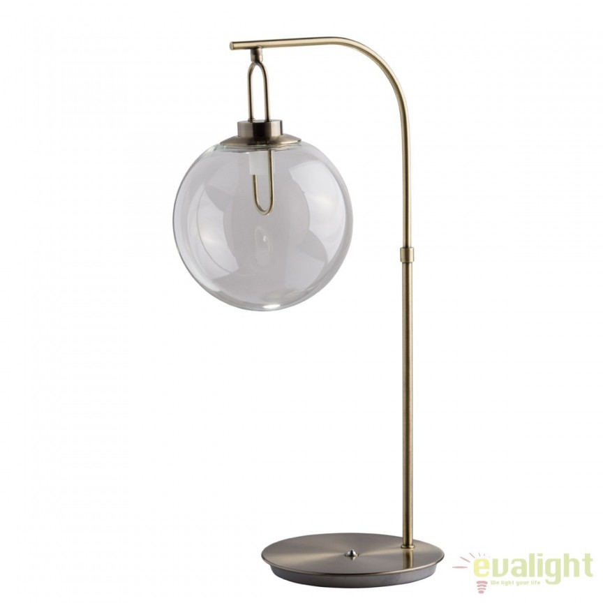 Lampa LED / Veioza stil clasic Ring 657031801 MW, Veioze LED, Lampadare LED, Corpuri de iluminat, lustre, aplice, veioze, lampadare, plafoniere. Mobilier si decoratiuni, oglinzi, scaune, fotolii. Oferte speciale iluminat interior si exterior. Livram in toata tara.  a