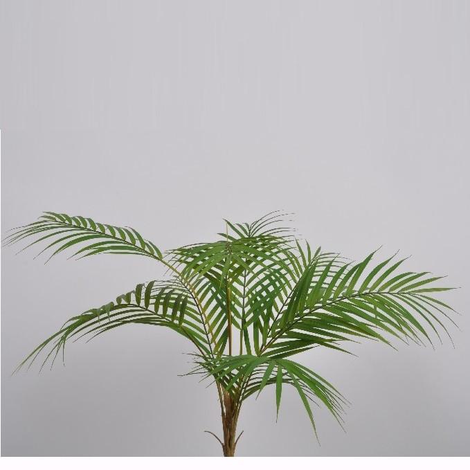 Set 6 ramuri artificiale de palmier PHOENIX GREEN 89cm 122160 SK, Aranjamente florale LUX, Corpuri de iluminat, lustre, aplice, veioze, lampadare, plafoniere. Mobilier si decoratiuni, oglinzi, scaune, fotolii. Oferte speciale iluminat interior si exterior. Livram in toata tara.  a