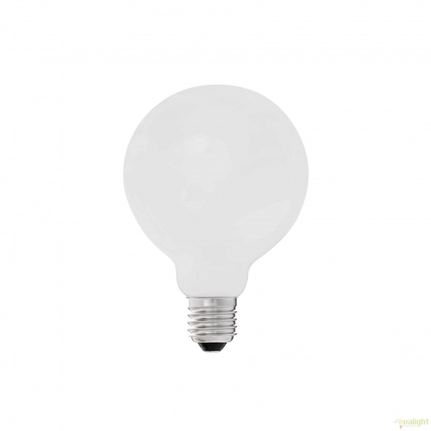 Bec LED E27 DIMABIL G95 LED 8W 2700K 17482 Faro Barcelona , Becuri E27, Corpuri de iluminat, lustre, aplice, veioze, lampadare, plafoniere. Mobilier si decoratiuni, oglinzi, scaune, fotolii. Oferte speciale iluminat interior si exterior. Livram in toata tara.  a