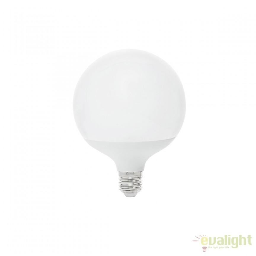 Bec LED E27 DIMABIL G120 LED 19W 2700K 17479 Faro Barcelona, Becuri E27, Corpuri de iluminat, lustre, aplice, veioze, lampadare, plafoniere. Mobilier si decoratiuni, oglinzi, scaune, fotolii. Oferte speciale iluminat interior si exterior. Livram in toata tara.  a