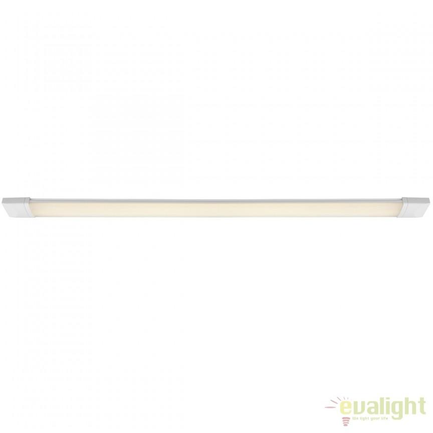 Aplica LED cu protectie umiditate IP65 Jon 36W 42436-36 GL, Aplice pentru baie, oglinda, tablou, Corpuri de iluminat, lustre, aplice, veioze, lampadare, plafoniere. Mobilier si decoratiuni, oglinzi, scaune, fotolii. Oferte speciale iluminat interior si exterior. Livram in toata tara.  a