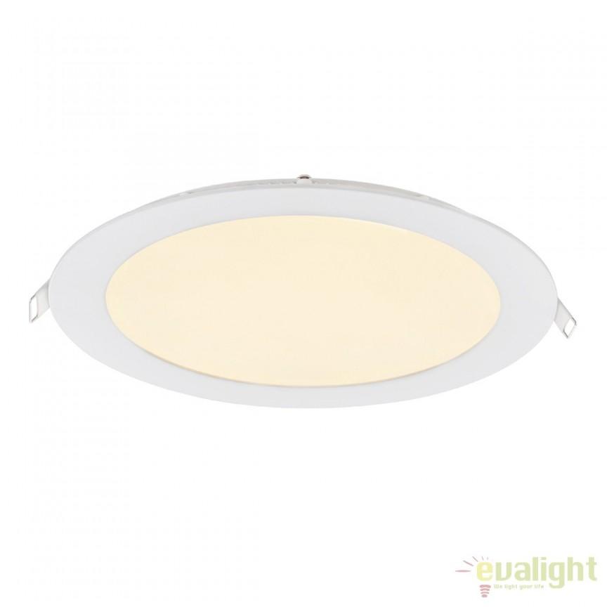 Spot LED incastrabil Ø22,5cm Alid II 18W 12373W GL, Spoturi LED incastrate, aplicate, Corpuri de iluminat, lustre, aplice, veioze, lampadare, plafoniere. Mobilier si decoratiuni, oglinzi, scaune, fotolii. Oferte speciale iluminat interior si exterior. Livram in toata tara.  a