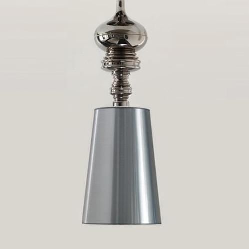 Pendul elegant LOUVRE-TP, argintiu 875.DLT9301CR SDM, Outlet,  a