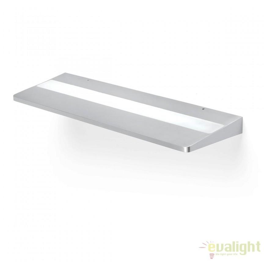 Aplica de perete LED oglinda Baie IP54 stil modern minimalist LINE 65139 Faro Barcelona , Aplice pentru baie, oglinda, tablou, Corpuri de iluminat, lustre, aplice, veioze, lampadare, plafoniere. Mobilier si decoratiuni, oglinzi, scaune, fotolii. Oferte speciale iluminat interior si exterior. Livram in toata tara.  a
