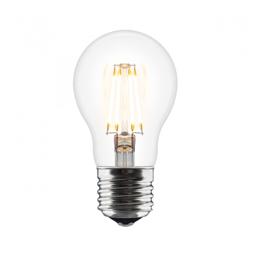 Bec LED 6W E27 2700K 4026 VTC, Becuri E27, Corpuri de iluminat, lustre, aplice, veioze, lampadare, plafoniere. Mobilier si decoratiuni, oglinzi, scaune, fotolii. Oferte speciale iluminat interior si exterior. Livram in toata tara.  a