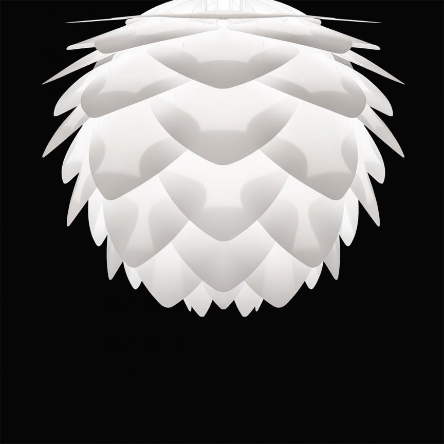 Abajur modern Silvia medium 50cm, alb, Promotii si Reduceri⭐ Oferte ✅Corpuri de iluminat ✅Lustre ✅Mobila ✅Decoratiuni de interior si exterior.⭕Pret redus online➜Lichidari de stoc❗ Magazin ➽ www.evalight.ro. a