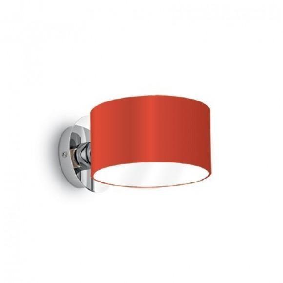Aplica de perete moderna Anello AP1 ROSSO,  a