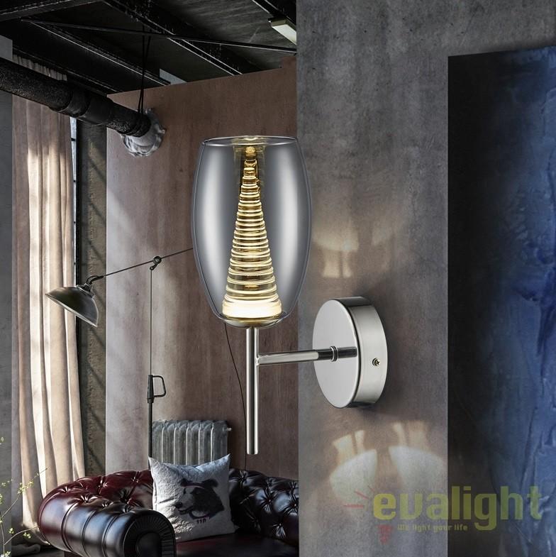 Aplica perete LED design modern Nebula SV-584659, Corpuri de iluminat LED pentru interior⭐ moderne: Lustre LED, Aplice LED, Plafoniere LED, Candelabre LED, Spoturi LED, Veioze LED, Lampadare LED.✅DeSiGn decorativ 2021!❤️Promotii lampi LED❗ Magazin online ➽ www.evalight.ro. Alege oferte la corpuri de iluminat cu LED, ieftine de calitate deosebita la cel mai bun pret. a