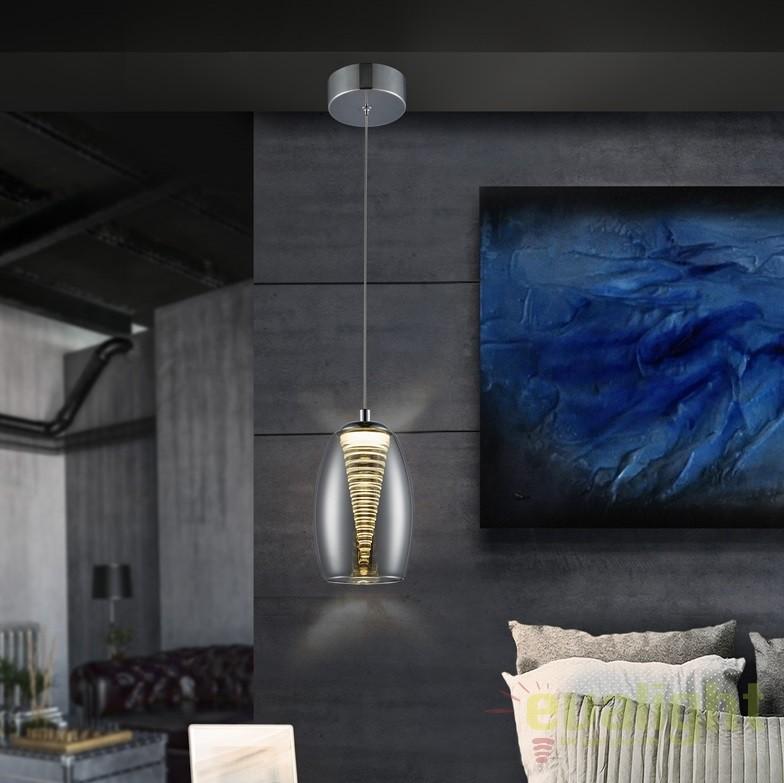 Pendul LED design modern Nebula SV-584102, Promotii si Reduceri⭐ Oferte ✅Corpuri de iluminat ✅Lustre ✅Mobila ✅Decoratiuni de interior si exterior.⭕Pret redus online➜Lichidari de stoc❗ Magazin ➽ www.evalight.ro. a