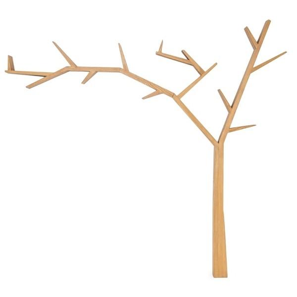 Raft decorativ, suport de carti in forma de copac POPRAD stanga POPRADBISL SM, Vitrine - Rafturi, Corpuri de iluminat, lustre, aplice, veioze, lampadare, plafoniere. Mobilier si decoratiuni, oglinzi, scaune, fotolii. Oferte speciale iluminat interior si exterior. Livram in toata tara.  a
