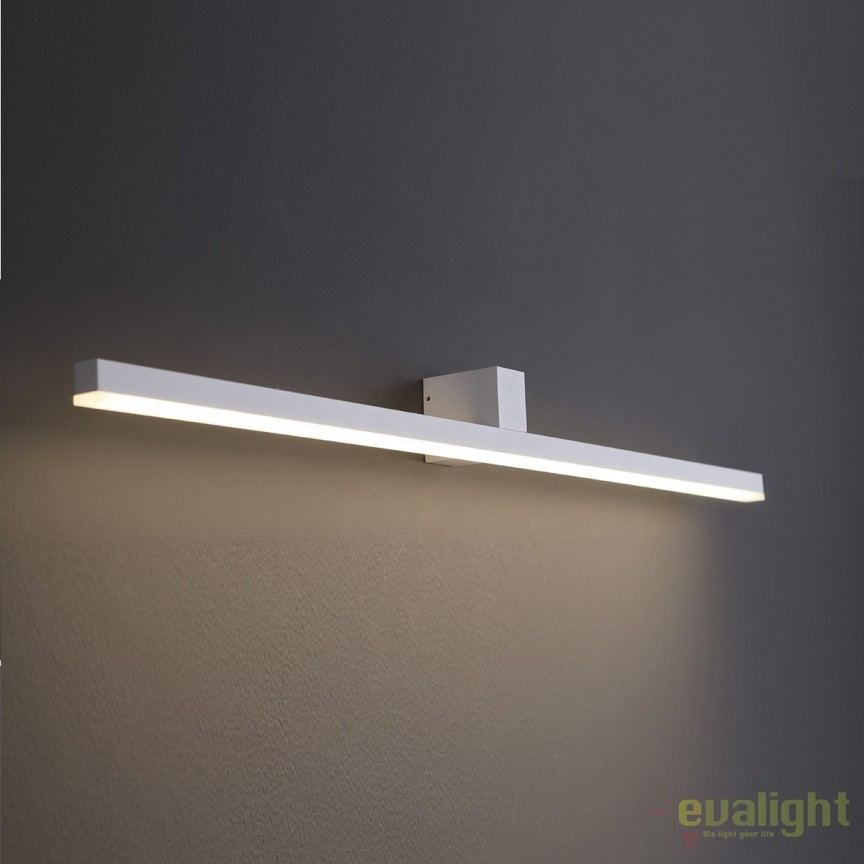 Aplica de perete LED pentru oglinda baie, IP54 FINGER W0214 MX, Aplice pentru baie, oglinda, tablou, Corpuri de iluminat, lustre, aplice, veioze, lampadare, plafoniere. Mobilier si decoratiuni, oglinzi, scaune, fotolii. Oferte speciale iluminat interior si exterior. Livram in toata tara.  a