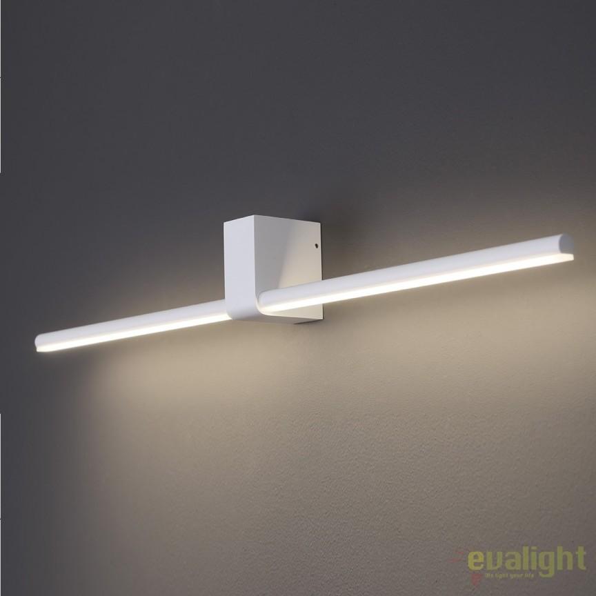 Aplica de perete LED pentru oglinda baie, IP54 FINGER W0215 MX, Aplice pentru baie, oglinda, tablou, Corpuri de iluminat, lustre, aplice, veioze, lampadare, plafoniere. Mobilier si decoratiuni, oglinzi, scaune, fotolii. Oferte speciale iluminat interior si exterior. Livram in toata tara.  a
