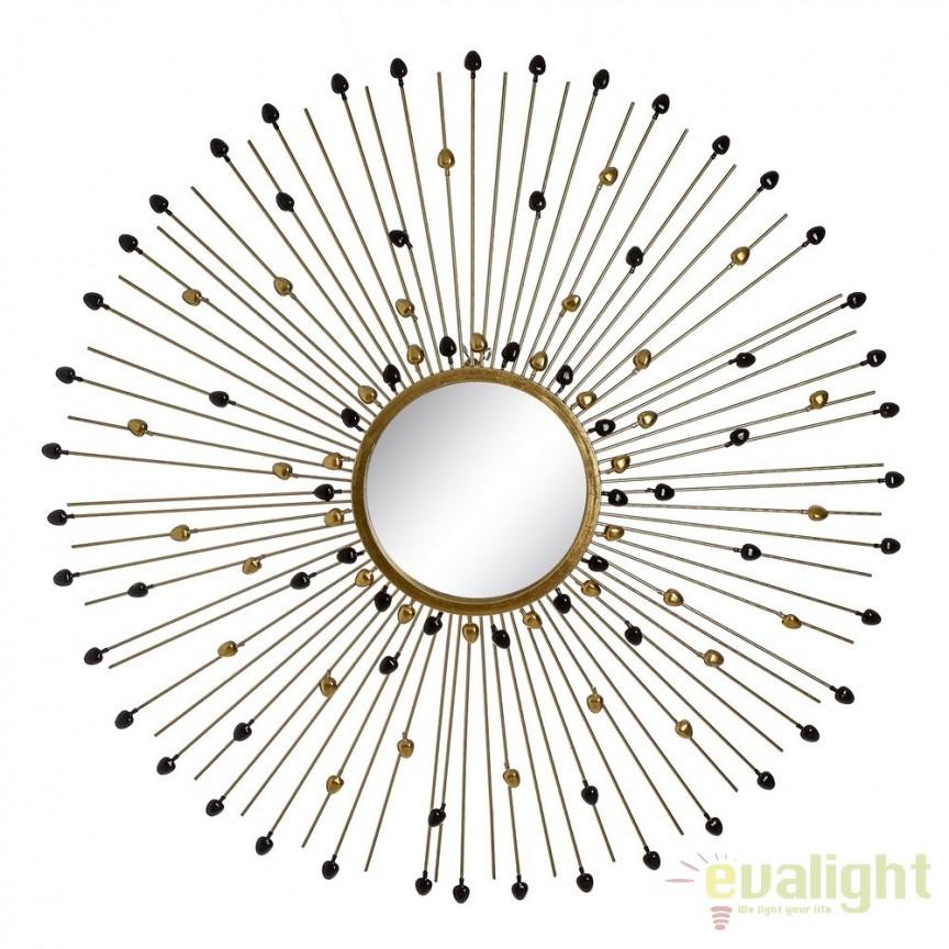 Oglinda decorativa Oro, 91,5cm SX-103473, Magazin, Corpuri de iluminat, lustre, aplice, veioze, lampadare, plafoniere. Mobilier si decoratiuni, oglinzi, scaune, fotolii. Oferte speciale iluminat interior si exterior. Livram in toata tara.  a