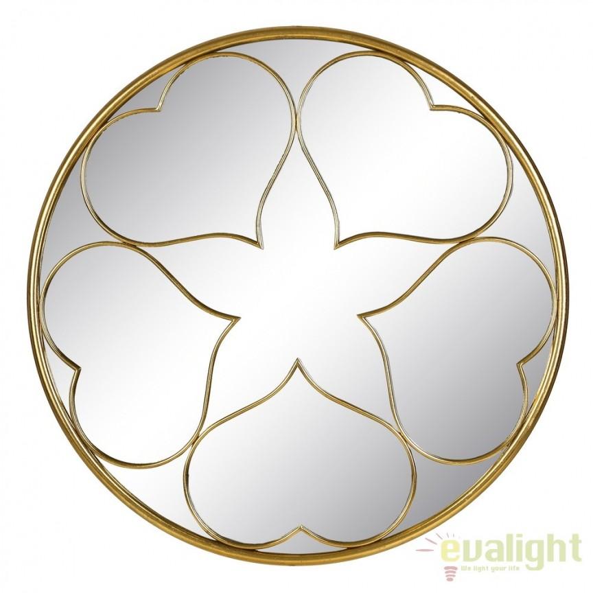 Oglinda decorativa Oro, 91,5cm SX-103474, Magazin, Corpuri de iluminat, lustre, aplice, veioze, lampadare, plafoniere. Mobilier si decoratiuni, oglinzi, scaune, fotolii. Oferte speciale iluminat interior si exterior. Livram in toata tara.  a