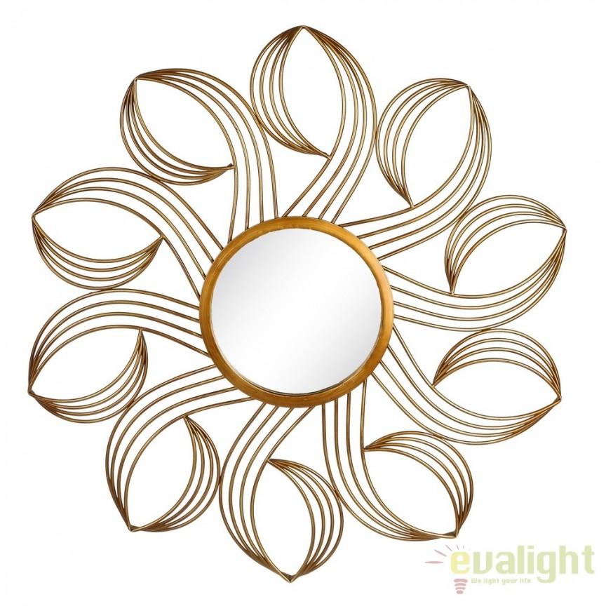 Oglinda decorativa Oro, 91,5cm SX-103472, Magazin, Corpuri de iluminat, lustre, aplice, veioze, lampadare, plafoniere. Mobilier si decoratiuni, oglinzi, scaune, fotolii. Oferte speciale iluminat interior si exterior. Livram in toata tara.  a