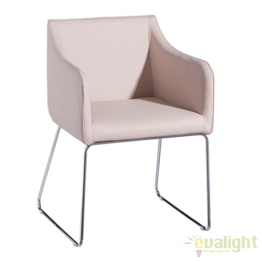 Set de 2 scaune elegante ideale bucatarii, birouri sau sali de conferinta, Salma roze SX-103158, Seturi scaune dining, scaune HoReCa, Corpuri de iluminat, lustre, aplice, veioze, lampadare, plafoniere. Mobilier si decoratiuni, oglinzi, scaune, fotolii. Oferte speciale iluminat interior si exterior. Livram in toata tara.  a