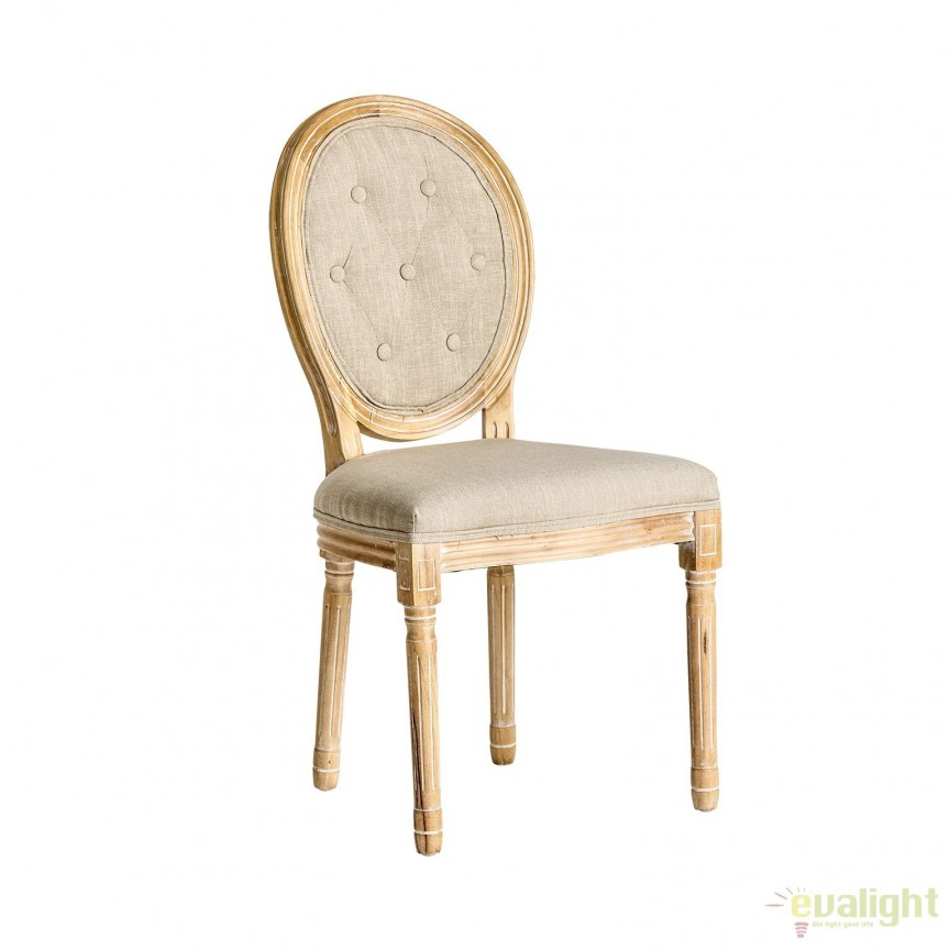 Set de 2 scaune, design clasic Kalbe, sand 24357 VH, Seturi scaune dining, scaune HoReCa, Corpuri de iluminat, lustre, aplice, veioze, lampadare, plafoniere. Mobilier si decoratiuni, oglinzi, scaune, fotolii. Oferte speciale iluminat interior si exterior. Livram in toata tara.  a