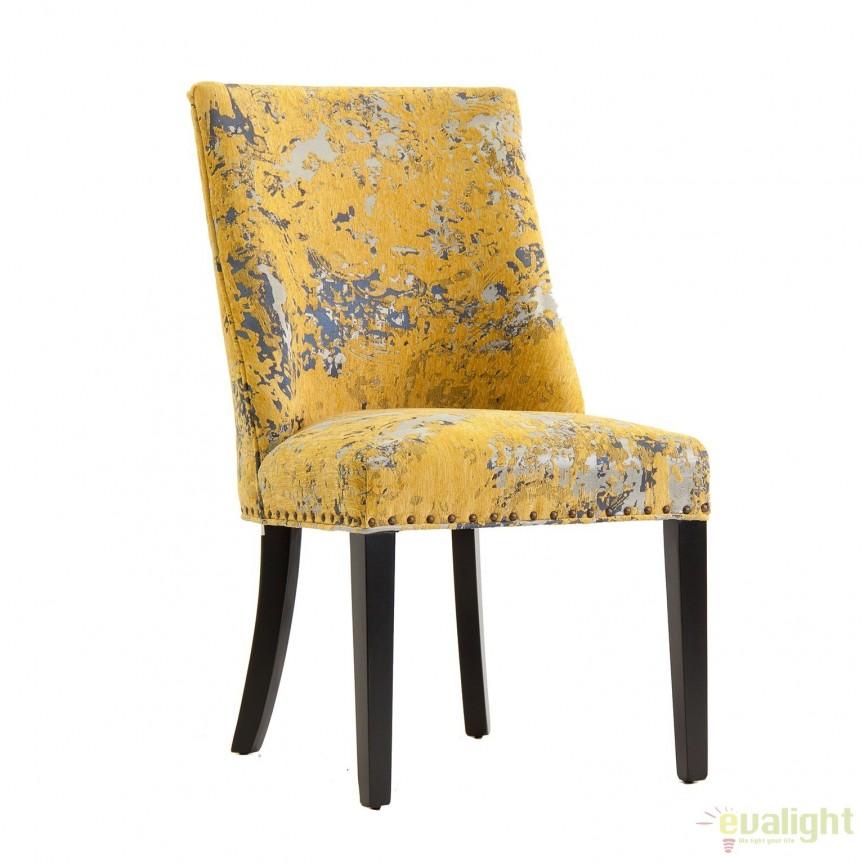 Set de 2 scaune design Shabby Chic Dieppe 24372 VH, Seturi scaune dining, scaune HoReCa, Corpuri de iluminat, lustre, aplice, veioze, lampadare, plafoniere. Mobilier si decoratiuni, oglinzi, scaune, fotolii. Oferte speciale iluminat interior si exterior. Livram in toata tara.  a