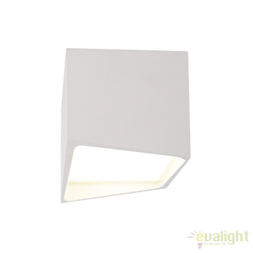Plafoniera LED moderna IP44 ETNA alba C0143 MX, Plafoniere cu protectie pentru baie, Corpuri de iluminat, lustre, aplice, veioze, lampadare, plafoniere. Mobilier si decoratiuni, oglinzi, scaune, fotolii. Oferte speciale iluminat interior si exterior. Livram in toata tara.  a