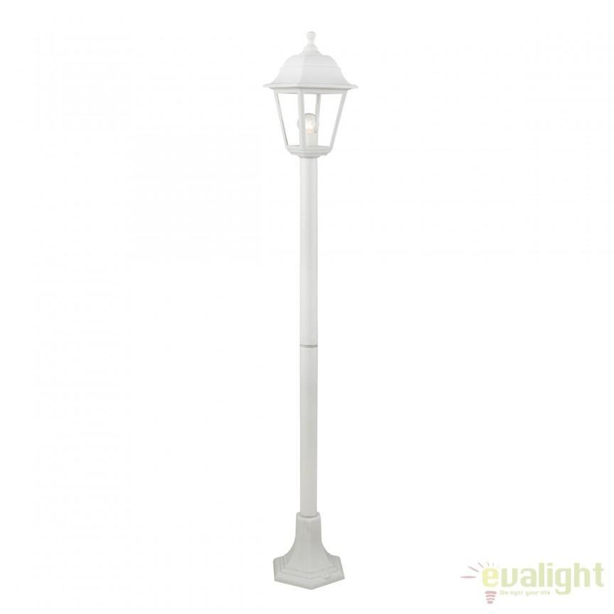 Stalp iluminat exterior stil clasic IP44 Luca H120cm 31878 GL, Outlet,  a
