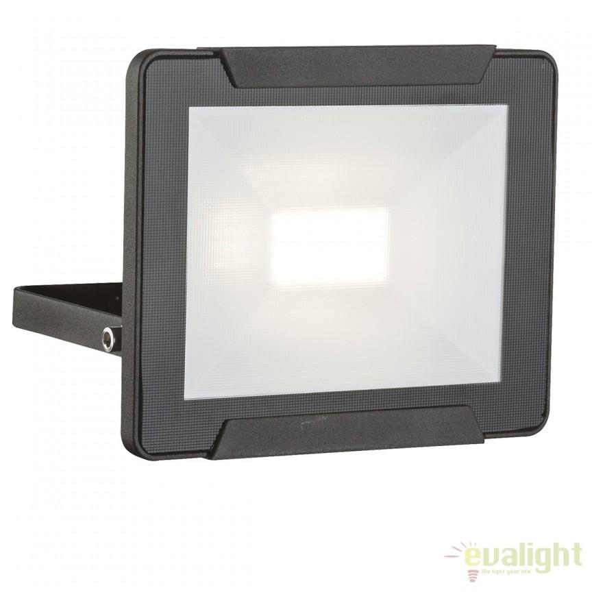 Proiector LED cu protectie IP65 URMIA II 34010 GL, Proiectoare de iluminat exterior , Corpuri de iluminat, lustre, aplice, veioze, lampadare, plafoniere. Mobilier si decoratiuni, oglinzi, scaune, fotolii. Oferte speciale iluminat interior si exterior. Livram in toata tara.  a