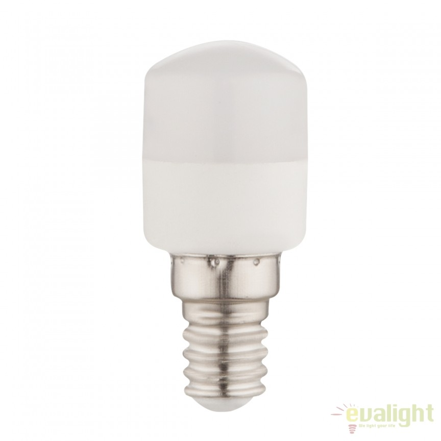 Bec LED E14 mini opal 1,6W 3000K 10616 GL, Becuri E14, Corpuri de iluminat, lustre, aplice, veioze, lampadare, plafoniere. Mobilier si decoratiuni, oglinzi, scaune, fotolii. Oferte speciale iluminat interior si exterior. Livram in toata tara.  a