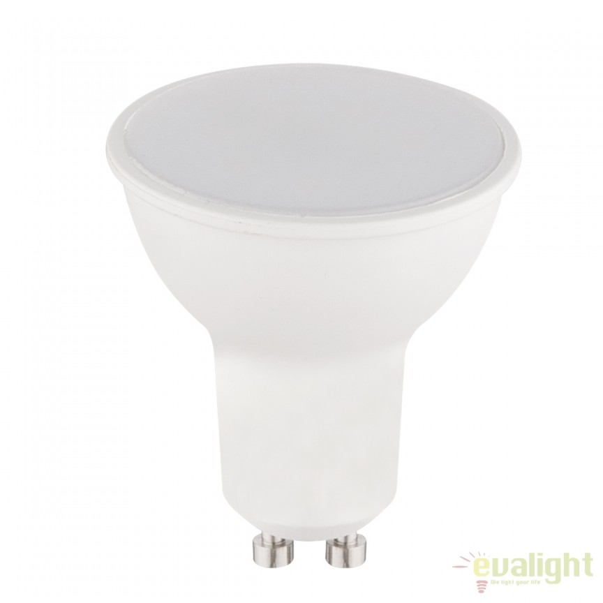 Set de 2 Becuri LED GU10 3W 3000K 10706-2K GL, Becuri GU10, GU4, GU3,5, Corpuri de iluminat, lustre, aplice, veioze, lampadare, plafoniere. Mobilier si decoratiuni, oglinzi, scaune, fotolii. Oferte speciale iluminat interior si exterior. Livram in toata tara.  a