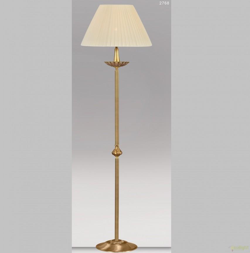 Lampadar design LUX realizat manual VERSALLES 2768 Grated antique, Lampadare clasice, Corpuri de iluminat, lustre, aplice, veioze, lampadare, plafoniere. Mobilier si decoratiuni, oglinzi, scaune, fotolii. Oferte speciale iluminat interior si exterior. Livram in toata tara.  a