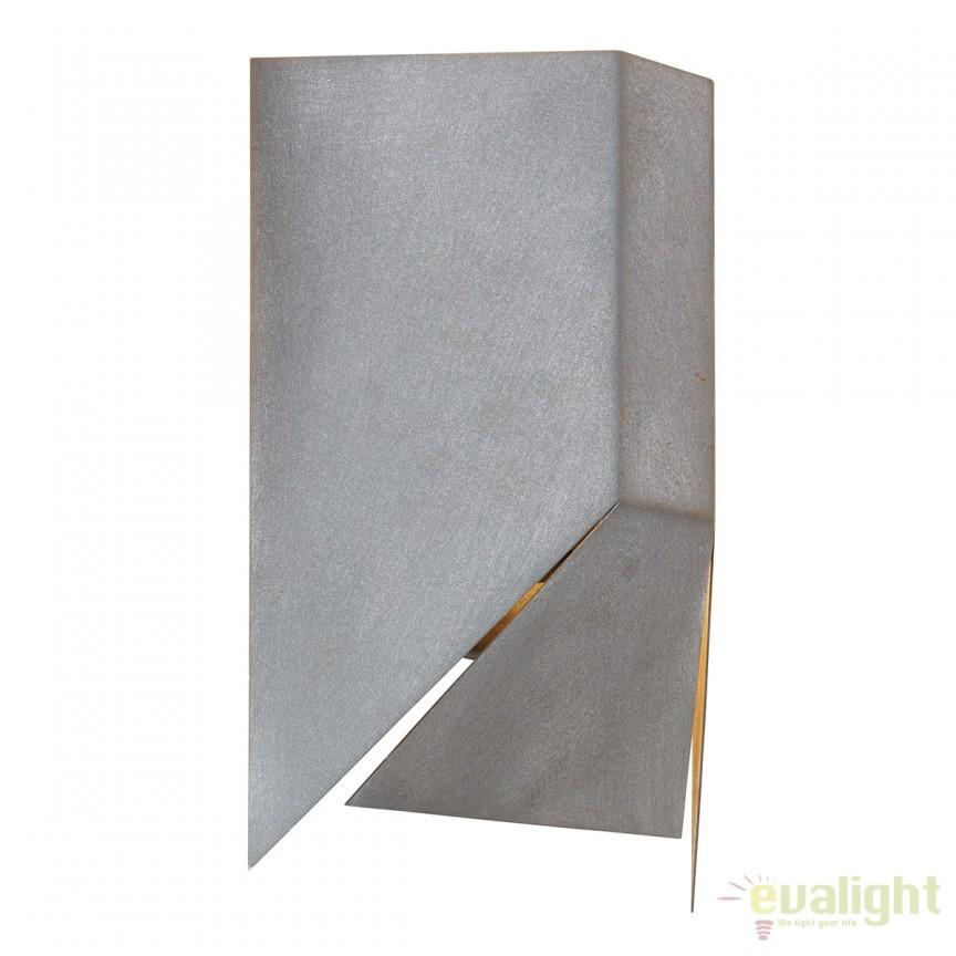 Aplica ambientala design industrial style BAT II 90334/70 BL, NOU ! Lustre VINTAGE, RETRO, INDUSTRIA Style, ✅ cele mai iubite❤️ Corpuri de iluminat in design-ul amenajarilor interioare moderne.⭐ Alege modele de Candelabre elegante si decorative potrivite pentru dormitor, living, bucatarie, fii mereu la moda❗ Design de lux premium actual Top 2020! ❤️Promotii lampi❗ ➽ www.evalight.ro. Alege oferte la corpuri de iluminat suspendate vintage, ieftine si de lux, calitate deosebita la cel mai bun pret. a