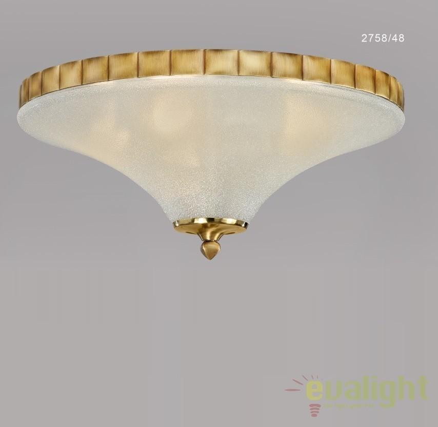 Plafoniera design LUX CEILING LAMP, diametru 48cm 2758/48 Bejorama, PROMOTII, Corpuri de iluminat, lustre, aplice, veioze, lampadare, plafoniere. Mobilier si decoratiuni, oglinzi, scaune, fotolii. Oferte speciale iluminat interior si exterior. Livram in toata tara.  a