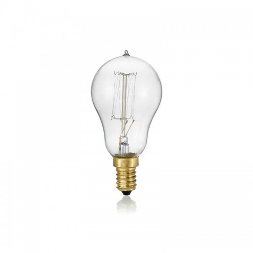 Bec decorativ VINTAGE DECO E14 40W SFERA 95240, Outlet,  a