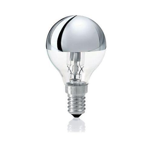 Bec halogen E14 28W SFERA CROMO 061917, Becuri E14, Corpuri de iluminat, lustre, aplice, veioze, lampadare, plafoniere. Mobilier si decoratiuni, oglinzi, scaune, fotolii. Oferte speciale iluminat interior si exterior. Livram in toata tara.  a