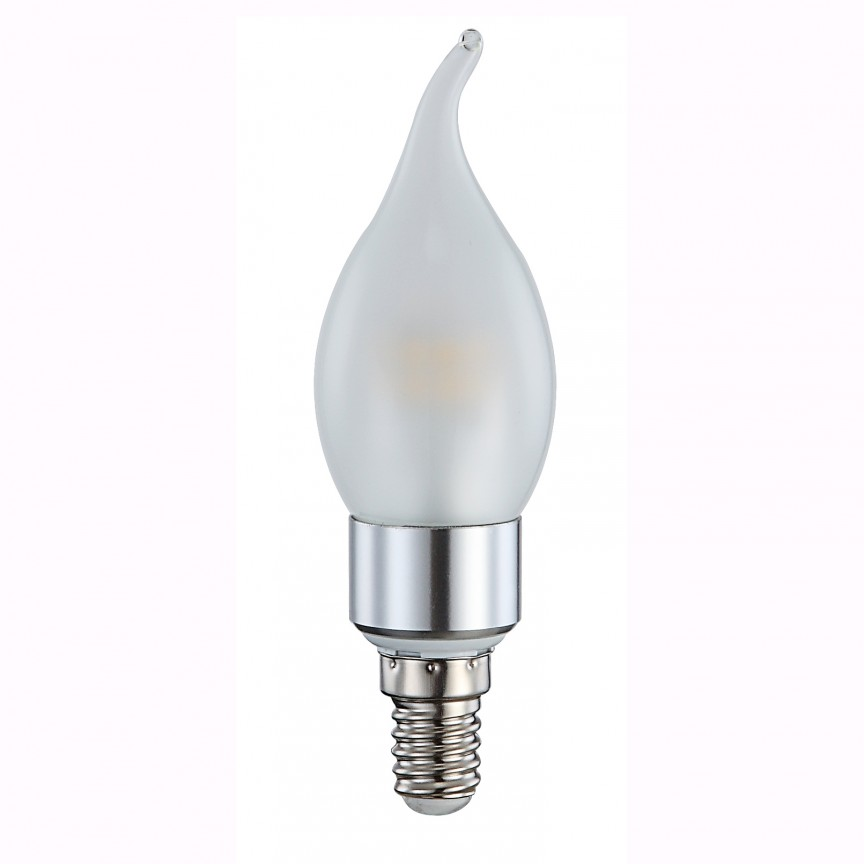 Bec CLASSIC Candle E14 LED 4Watt 3000K 10663 GL, Outlet,  a