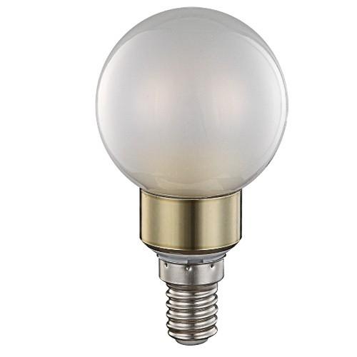 Bec LED E14 ILLU, 4W 3000K 10666 GL, Outlet, Corpuri de iluminat, lustre, aplice, veioze, lampadare, plafoniere. Mobilier si decoratiuni, oglinzi, scaune, fotolii. Oferte speciale iluminat interior si exterior. Livram in toata tara.  a