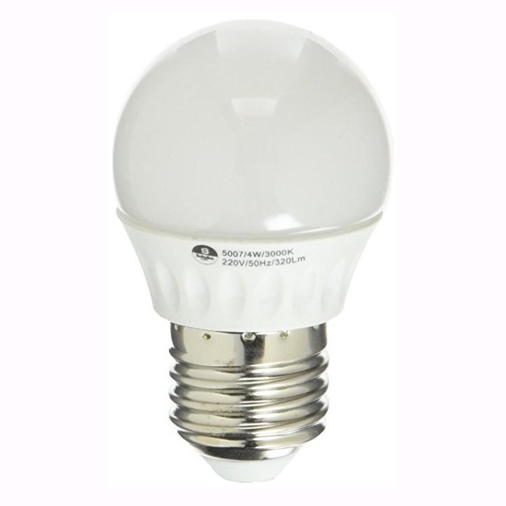 Bec LED GLOBE BULB, 3000K 4W E27, SV-5007, PROMOTII,  a