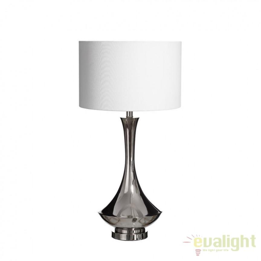 Veioza / Lampa de masa eleganta Denner SX-100493, Magazin, Corpuri de iluminat, lustre, aplice, veioze, lampadare, plafoniere. Mobilier si decoratiuni, oglinzi, scaune, fotolii. Oferte speciale iluminat interior si exterior. Livram in toata tara.  a