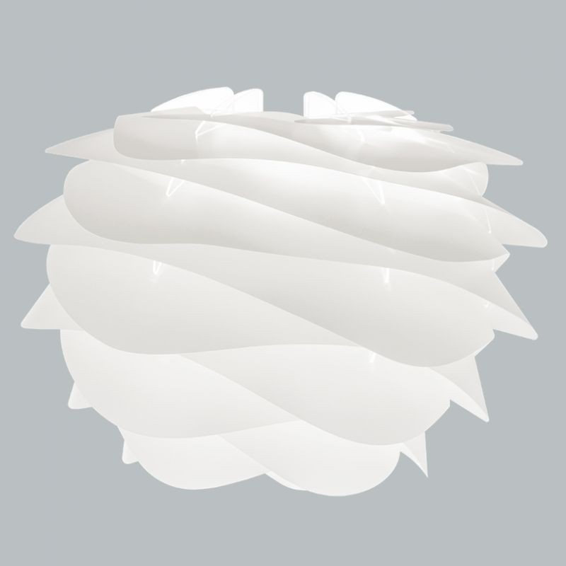 Abajur modern Carmina alb, Medium,  a