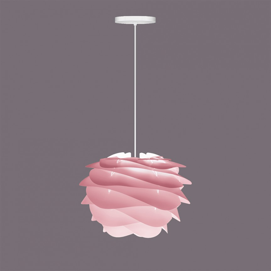 Pendul modern Carmina Mini, roz, PROMOTII, Corpuri de iluminat, lustre, aplice, veioze, lampadare, plafoniere. Mobilier si decoratiuni, oglinzi, scaune, fotolii. Oferte speciale iluminat interior si exterior. Livram in toata tara.  a