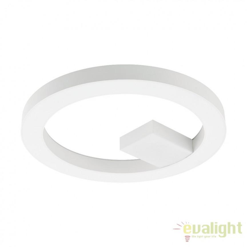 Plafoniera design modern LED, diametru 48cm, ALVENDRE 96655 EL, PROMOTII, Corpuri de iluminat, lustre, aplice, veioze, lampadare, plafoniere. Mobilier si decoratiuni, oglinzi, scaune, fotolii. Oferte speciale iluminat interior si exterior. Livram in toata tara.  a