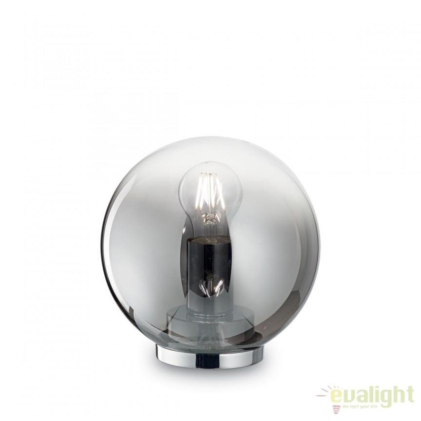 Veioza / Lampa de masa design modern MAPA FADE TL1 D20 186863, Veioze de Birou moderne, Corpuri de iluminat, lustre, aplice, veioze, lampadare, plafoniere. Mobilier si decoratiuni, oglinzi, scaune, fotolii. Oferte speciale iluminat interior si exterior. Livram in toata tara.  a