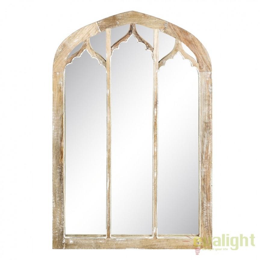 Oglinda design fereastra VENTANA I, 111x76cm, SX-103293, Oglinzi decorative, Corpuri de iluminat, lustre, aplice, veioze, lampadare, plafoniere. Mobilier si decoratiuni, oglinzi, scaune, fotolii. Oferte speciale iluminat interior si exterior. Livram in toata tara.  a