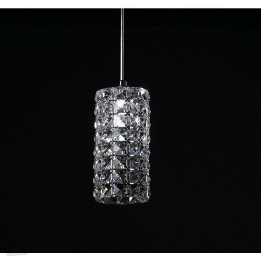 Pendul modern cu cristal K9, Souffle P0266-01A-F4AC ZL, PROMOTII, Corpuri de iluminat, lustre, aplice, veioze, lampadare, plafoniere. Mobilier si decoratiuni, oglinzi, scaune, fotolii. Oferte speciale iluminat interior si exterior. Livram in toata tara.  a