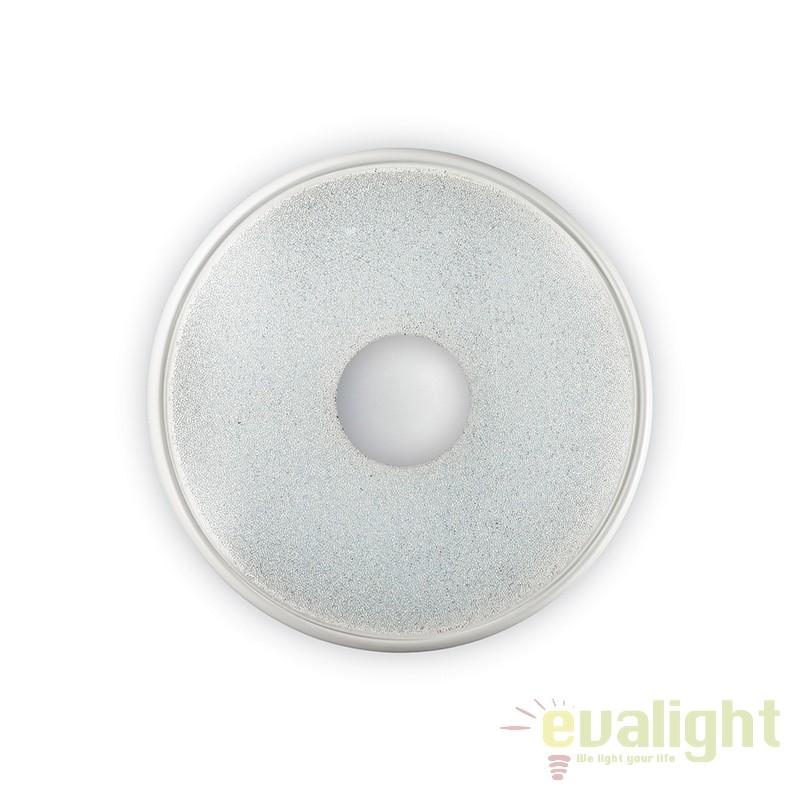 Aplica LED / Plafoniera moderna RUBENS AP24 alba 178783, PROMOTII,  a