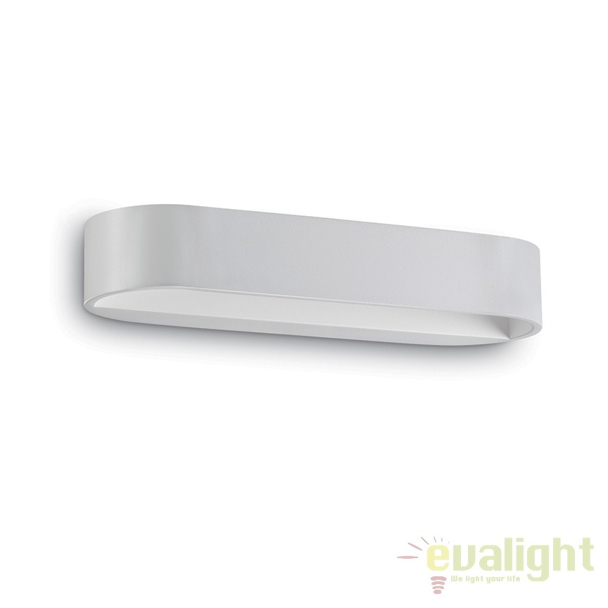 Aplica LED moderna cu lumina ambientala up&down LOLA AP1 SMALL 162089, Aplice de perete LED, Corpuri de iluminat, lustre, aplice, veioze, lampadare, plafoniere. Mobilier si decoratiuni, oglinzi, scaune, fotolii. Oferte speciale iluminat interior si exterior. Livram in toata tara.  a