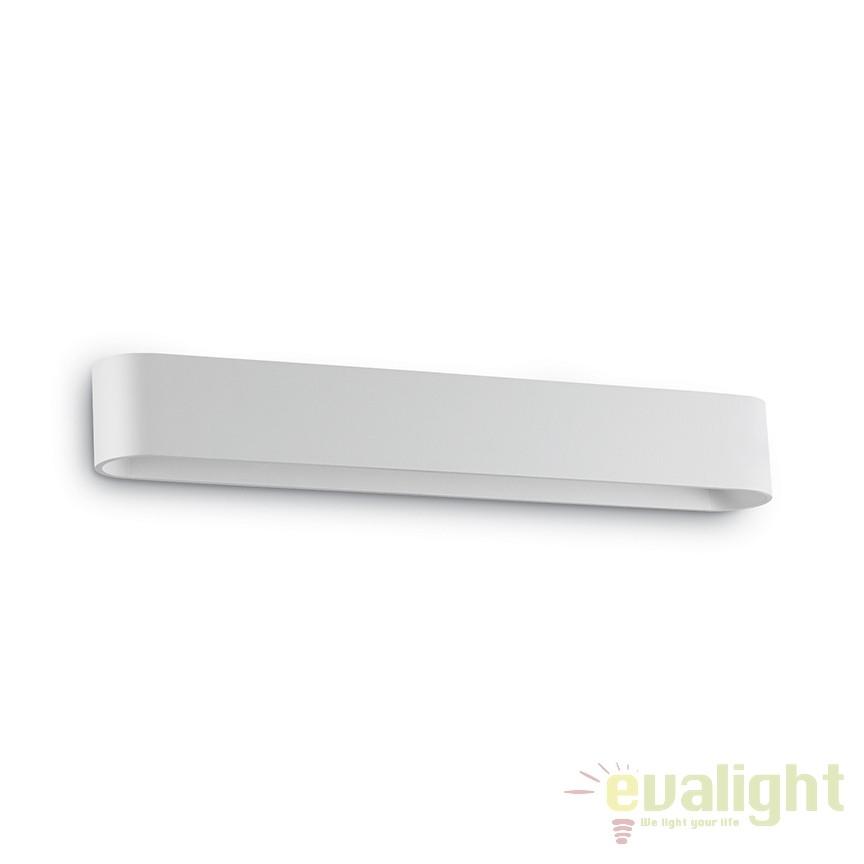 Aplica LED moderna cu lumina ambientala up&down LOLA AP1 BIG 162102, Aplice de perete LED, Corpuri de iluminat, lustre, aplice, veioze, lampadare, plafoniere. Mobilier si decoratiuni, oglinzi, scaune, fotolii. Oferte speciale iluminat interior si exterior. Livram in toata tara.  a
