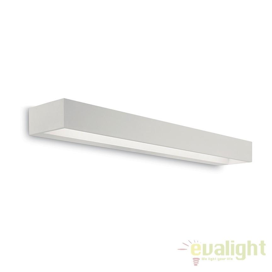 Aplica LED moderna cu lumina ambientala up&down CUBE AP1 BIG 161792, Aplice de perete LED, Corpuri de iluminat, lustre, aplice, veioze, lampadare, plafoniere. Mobilier si decoratiuni, oglinzi, scaune, fotolii. Oferte speciale iluminat interior si exterior. Livram in toata tara.  a