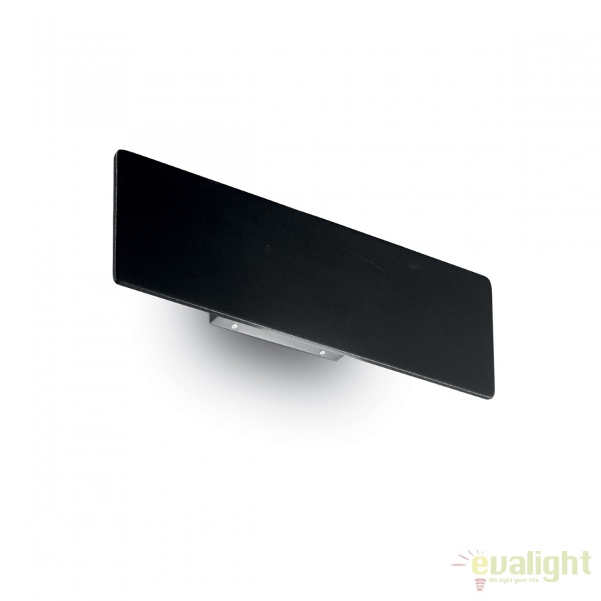 Aplica LED moderna ambientala ZIG ZAG AP12 neagra 179315, Aplice de perete LED, moderne⭐ modele potrivite pentru dormitor, living, baie, hol, bucatarie.✅DeSiGn LED decorativ 2021!❤️Promotii lampi❗ ➽ www.evalight.ro. Alege oferte NOI corpuri de iluminat cu LED pt interior, elegante din cristal (becuri cu leduri si module LED integrate cu lumina calda, naturala sau rece), ieftine si de lux, calitate deosebita la cel mai bun pret.  a