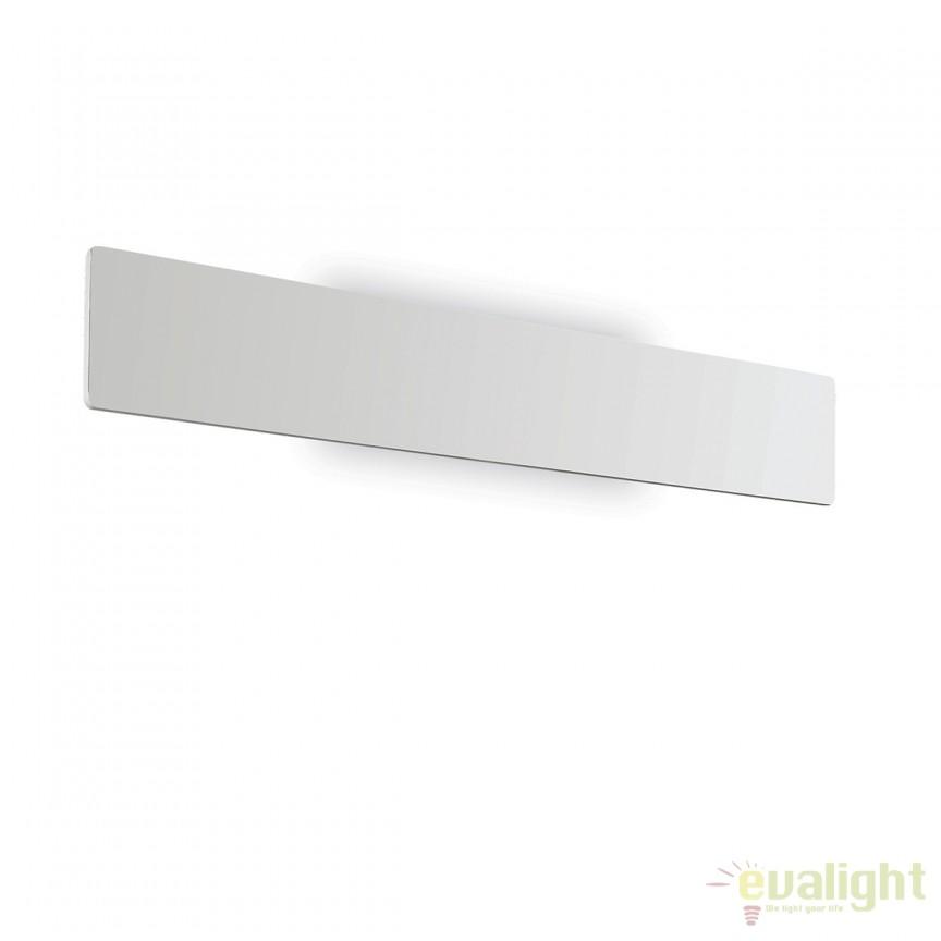 Aplica LED moderna ambientala ZIG ZAG AP22 alba 179308, Aplice de perete LED, Corpuri de iluminat, lustre, aplice, veioze, lampadare, plafoniere. Mobilier si decoratiuni, oglinzi, scaune, fotolii. Oferte speciale iluminat interior si exterior. Livram in toata tara.  a