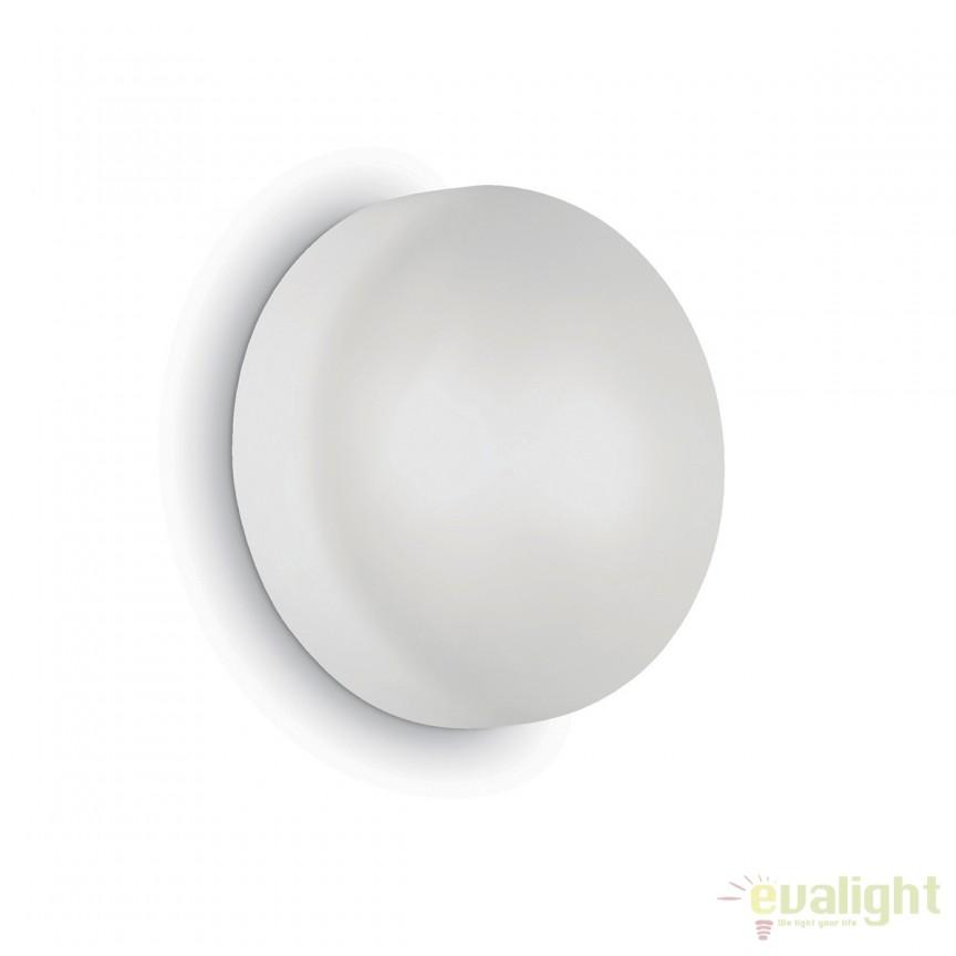 Aplica LED / Plafoniera moderna SAVE PL1 093345, Plafoniere moderne, Corpuri de iluminat, lustre, aplice, veioze, lampadare, plafoniere. Mobilier si decoratiuni, oglinzi, scaune, fotolii. Oferte speciale iluminat interior si exterior. Livram in toata tara.  a